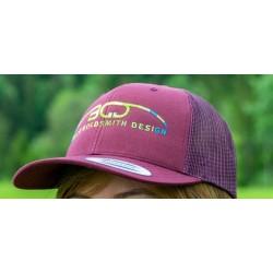BGD cap maroon