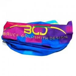 BGD Neck scarf - blue