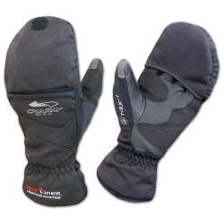 Softshell Touch combi gloves